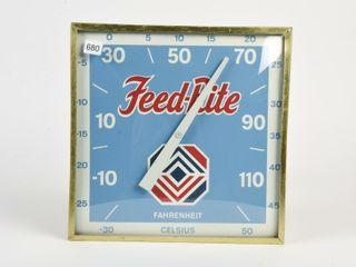 FEED RITE FAHRENHEIT   CElSIUS THERMOMETER
