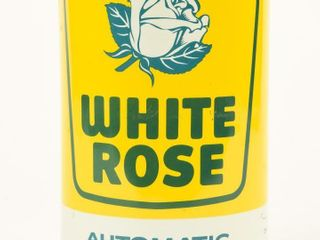 WHITE ROSE TRANSMISSION FlUID IMPERIAl QT  CAN