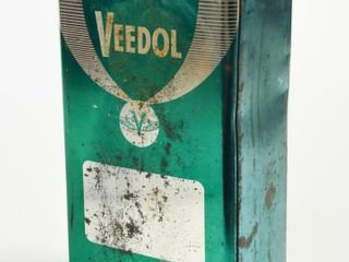 VEEDOl MOTOR OIl IMPERIAl GAllON CAN