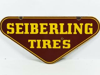 SEIBERlING TIRES DSP SIGN