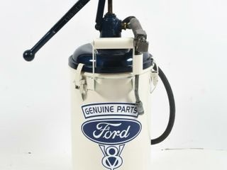 FlOOR GREASE DISPENSER   PAINT   DECAl FORD V8