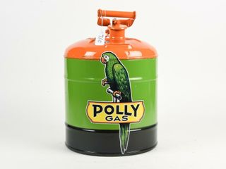 GAS CAN   POllY GAS DECAl   PAINT