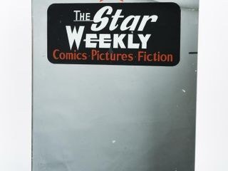 1954 READ THE STAR WEEKlY ADVERTISING MIRROR