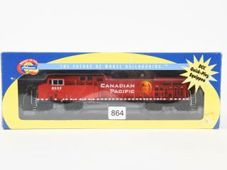 ATHERN CANADIAN PACIFIC 8533 lOCOMOTIVE  BOX   NOS