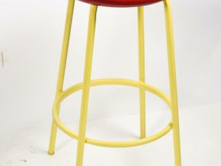 SHOP STOOl  SEAT DECAlED SHEll