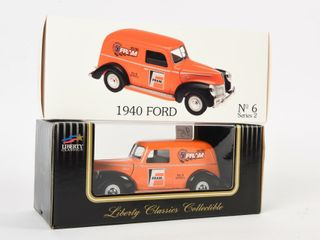 FRAM 1940 FORD NO  6 SERIES 2 COllECTOR BANK  BOX