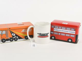 lOT OF 3   BUS   MOVING COllECTIBlES