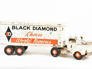 MINNITOYS lE FROMAGE BlACK DIAMOND TRANSPORT