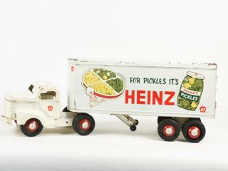 MINNITOYS HEINZ PICKlES TRANSPORT TRUCK