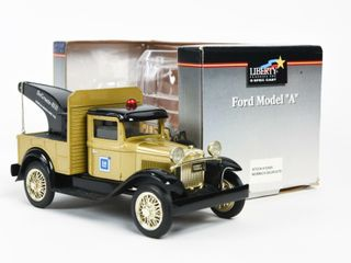 lIBERTY GM DEGROOTE HIll MODEl  A  WRECKER BANK