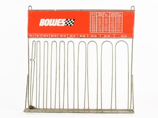BOWES HOSE   ClAMP METAl WAll HANGER RACK
