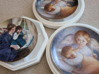 Assorged plates
