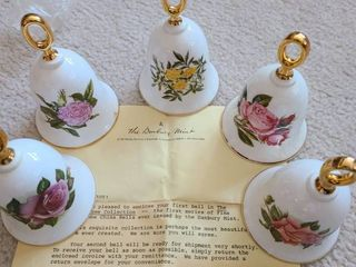 American rose bell collection