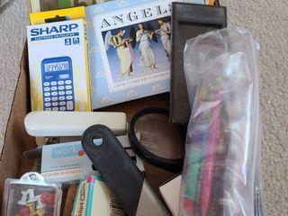 Assorted office Supplies