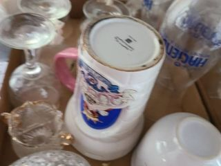 lOT of Miscellaneous Glass
