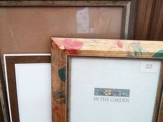 Assorted Picture Frames lot of 3