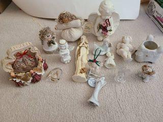 Assorted Angel Decor