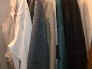 Jackets Sizes Xl and XXl