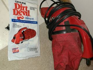 Dirt Devil Handheld