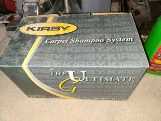 Kirby Ultimate G Series Shampoo System