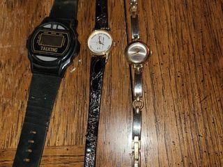 Anne Klein Womens Watch with 2 Watches