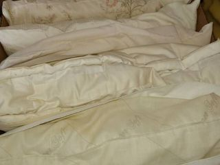 Assorted Bed Pillows lot of 6