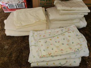 Queen Sheet and Pillowcase Sets