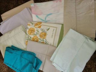 Assorted Pillowcases