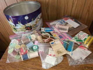 Various Sewing Items