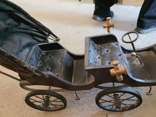 Baby Doll Buggy  Approximately 15  tall