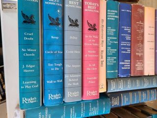 READERS DIGEST BOOKS NON FICTION