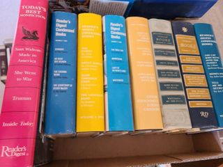 READERS DIGEST NON FICTION BOOKS