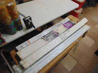 15  Mini Blinds   New in Packaging 12  are 44  width  other as pictured