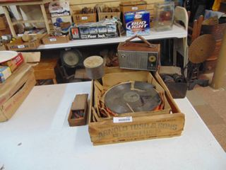 Cherry Crate   Zenith Radio   Records and More