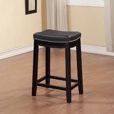 Copper Grove Willamette Backless Counter Stool black