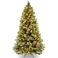national company tree 6 and half prelite christmas tree clear