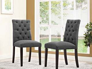 Copper Grove Trilj Dining Chair  Set of 2  Retail 202 49