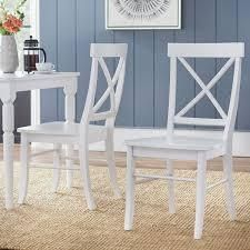 Simple living Albury Crossback Dining Chair Set of 2Retail 302 81