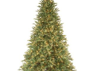 7 5 ft  PowerConnect 2122 Tiffany Fir Tree with lights  Retail 588 99