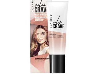 Clairol Color Crave Hair Makeup Rose Gold   1 5 fl oz