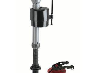 Fluidmaster 400CR Universal Toilet Fill Valve and 2  Toilet Flapper Repair Kit