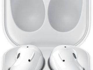 Samsung   Galaxy Buds live True Wireless Earbud Headphones   White