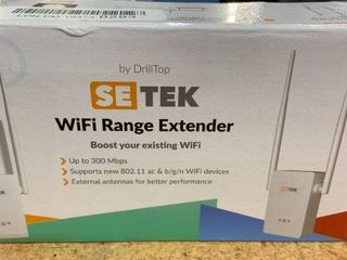 DrillTop   SETek   WiFi Range Extender