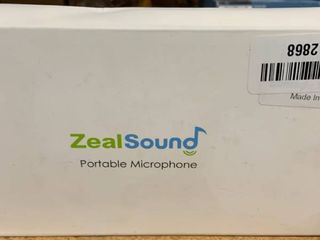 Zeal Sound Portable Microphone