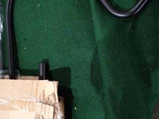 48  Adjustable In Ground Shepherds Hook Steel Hanging Planter Bird Feeder Mason