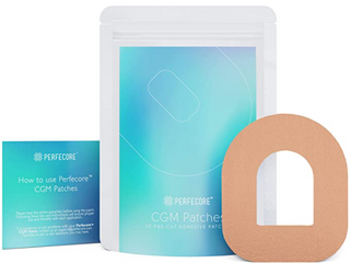Perfecore   CGM Patches   30 Pre Cut Adhesive Patches