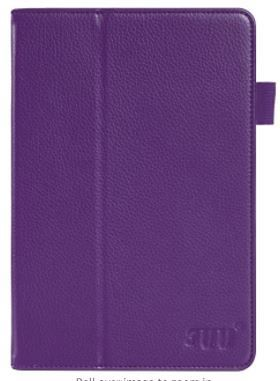 Samsung Tab Galaxy A 8  Purple Cover