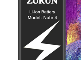 ZURUN li ion Battery Model   Note 4
