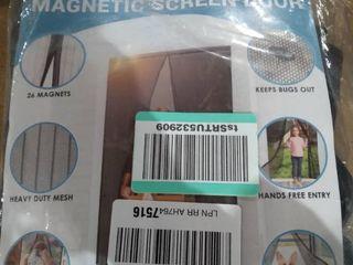 Magnetic Screen Door Fits up to 38 x82