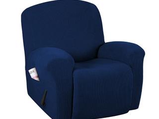 H  Versailtex  Recliner Cover  Blue